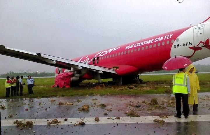 Pesawat Air Asia Indonesia Berita Palsu Pesawat Air Asia