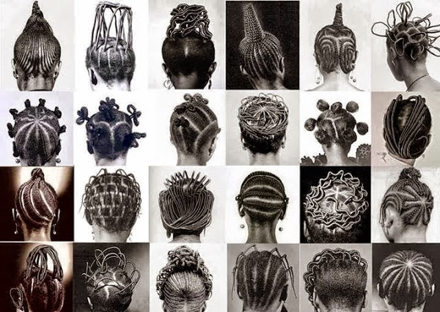 HAIR REMINISCES - AFRICAN STYLES