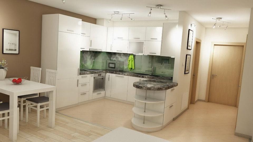 Кухня 3D - 3