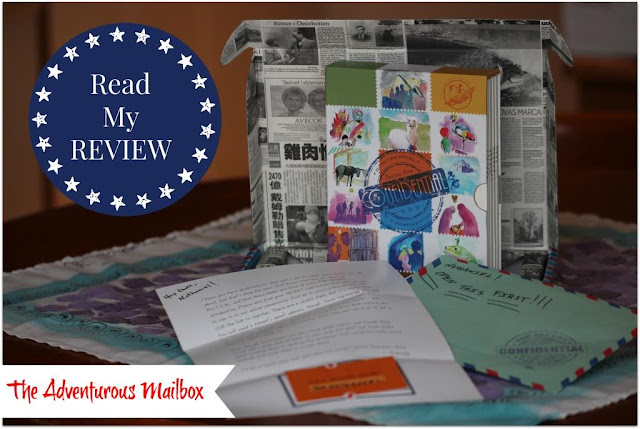 Geography with The Adventurous Mailbox a Review
