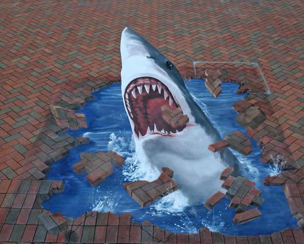 Top 3D Street Art Edition