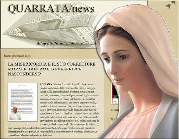 LA MADONNA, I BLOG E LA COERENZA EVANGELICA