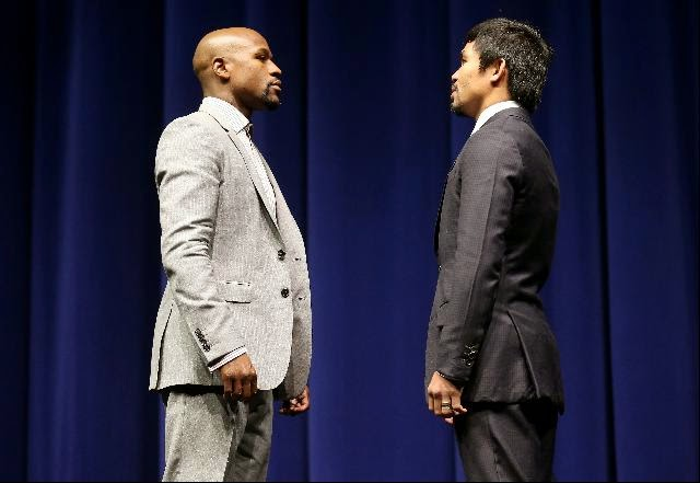Floyd Mayweather Jr. vs Manny Pacquiao 2015 Ticket Price Rumors