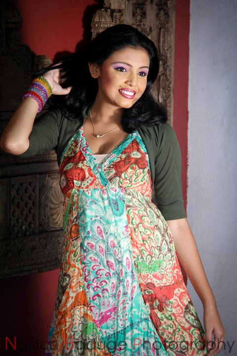 Sri Lankan Actress, Uthpala Madushani Hot