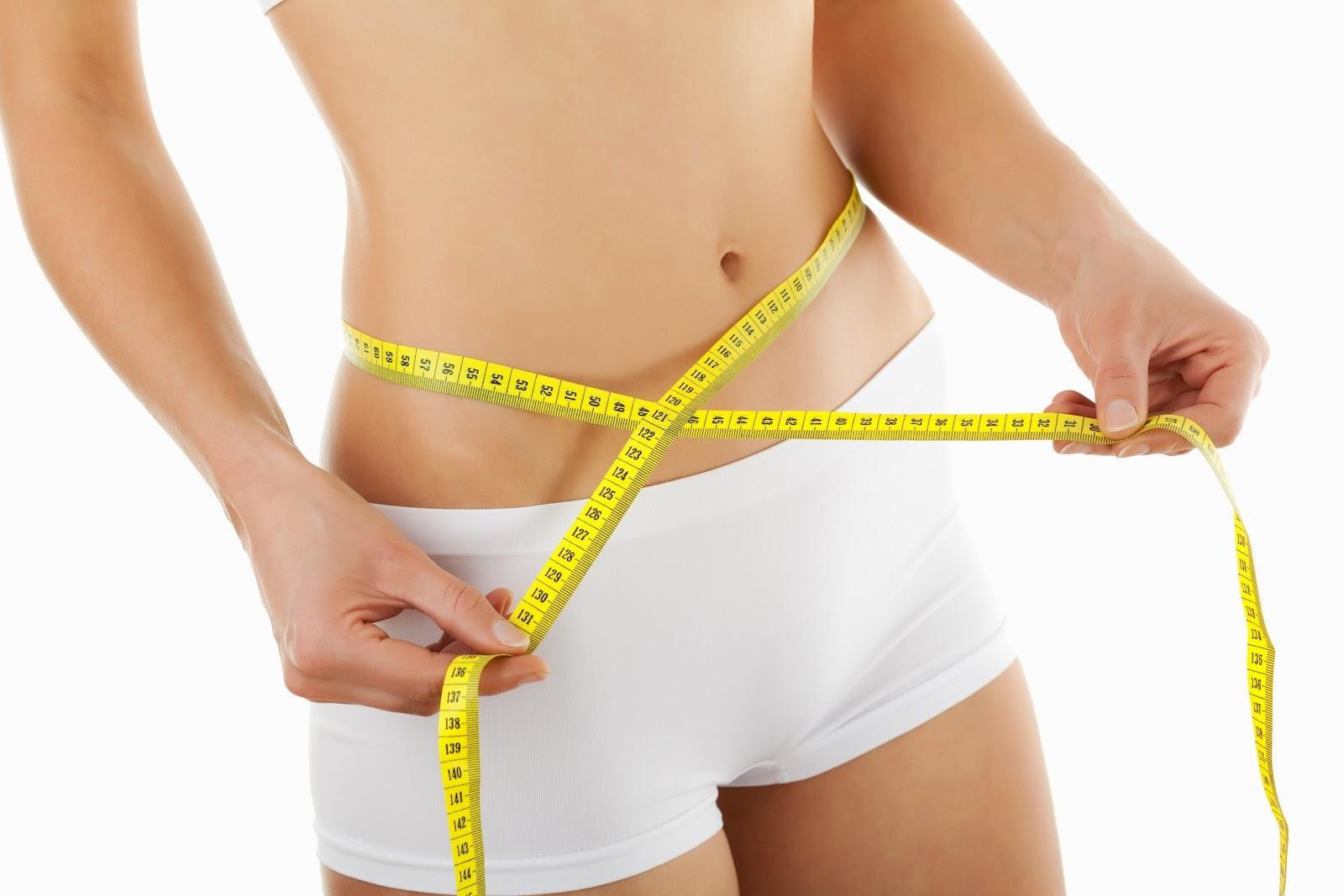 Vantagem de gengibre de mulheres por perda de peso