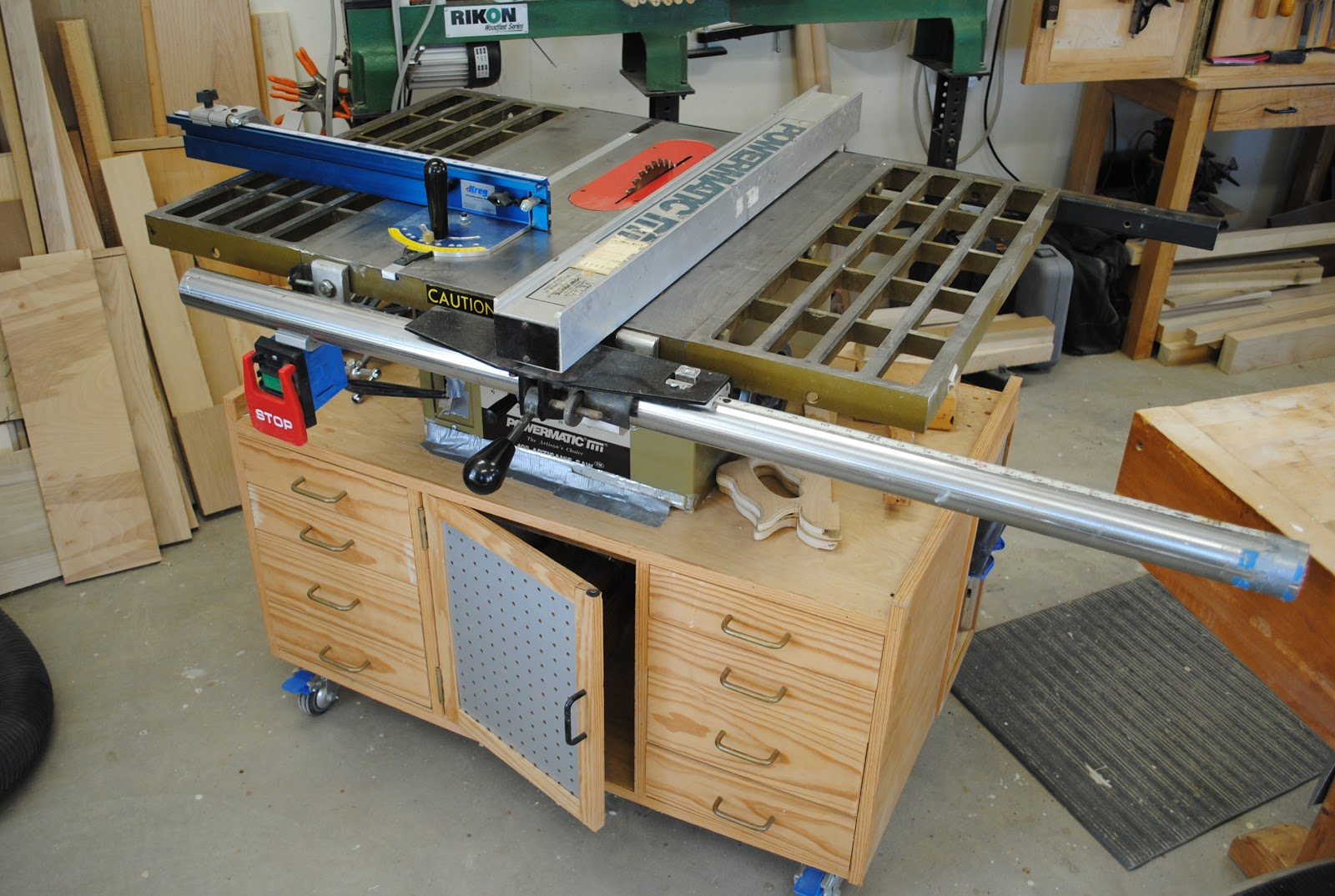 First Light Woodworking Unplugged Table Saw Finds A New Home