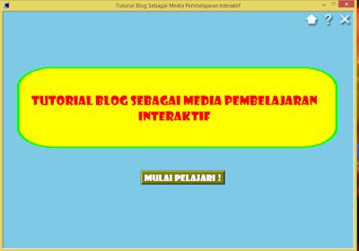 Tutorial Panduan Membuat Blog Untuk Guru