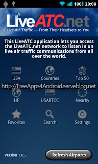 LiveATC for Android Free Apps 4 Android