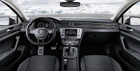 New VW Passat Alltrack
