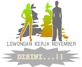 Info Lowongan Kerja Kota Surabaya November 2013