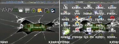 FREE Download Themes Nokia Symbian E63, E71, N8 Series Broken