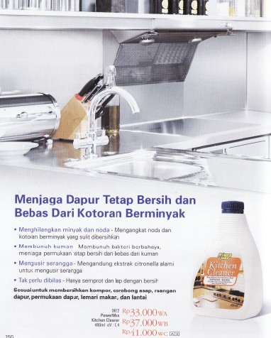 PowerMax Kitchen Cleaner