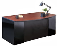 C1956 Model Desk by Mayline