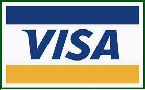 شعار بطاقة الفيزا