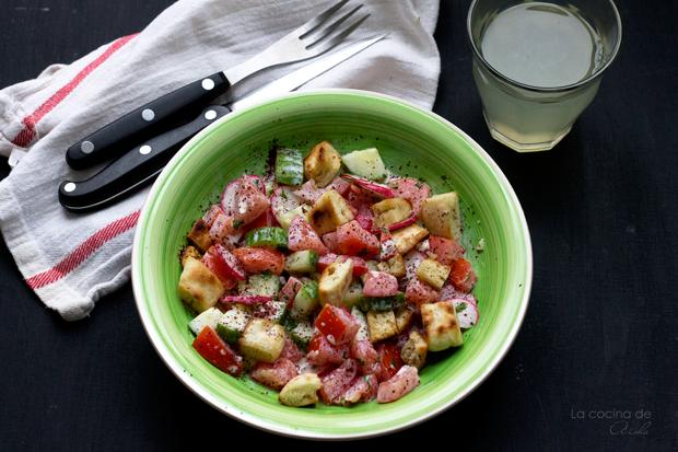 fatush-salad