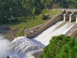 Water Reservoir in Himachal Pradesh