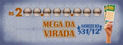 MEGA SENA DA VIRADA 2013 - 2014