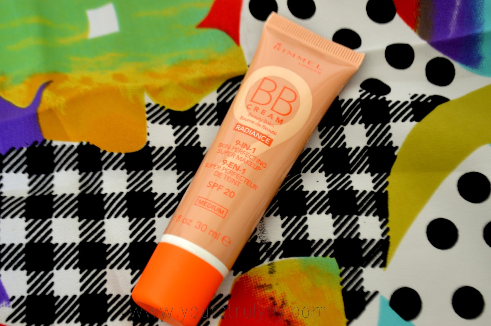 Rimmel BB Cream Radiance in Medium