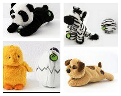 Backpack Buddies, Bike Buddies, Collectible Animal Figures