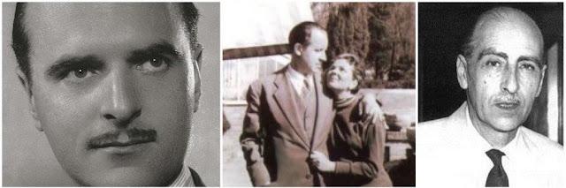 Espanoles Justos entre las Naciones - Ángel Sanz-Briz - José Ruiz Santaella y Carmen Schrader – Edouard Propper de Callejón