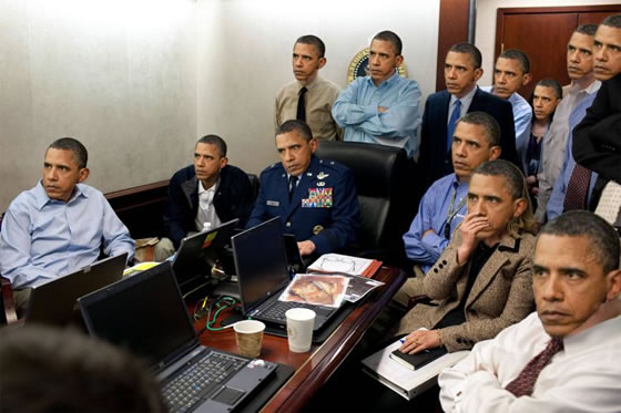obama team that got bin laden