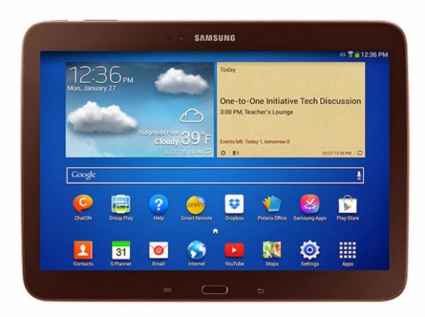 Samsung launches Galaxy Tab for Education
