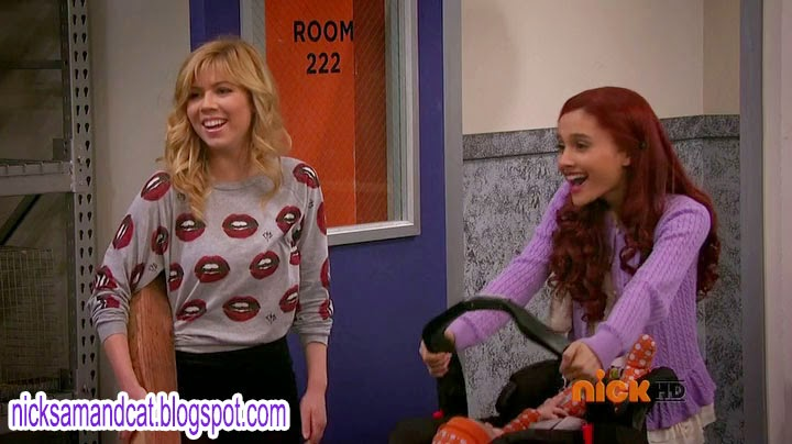 Sam & Cat: #DroneBabyDron Favorite Moments & Tv Caps