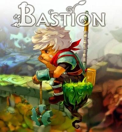 غلاف لعبة الاكشن معقل Bastion