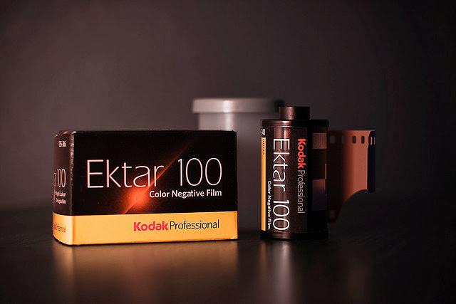 Kodak Professional Ektar 100, Review by Curtis Joe Walker