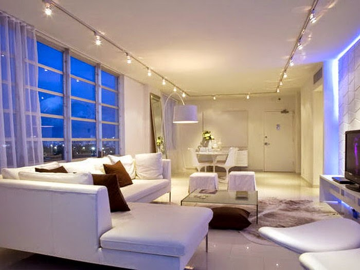 Gorgeous Living Room Lighting Ideas