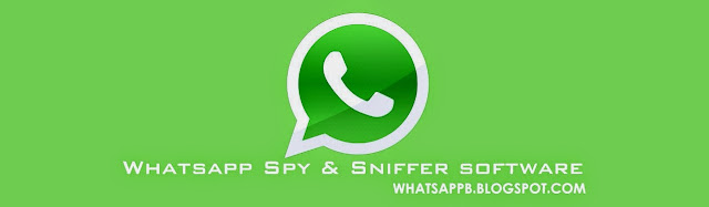 whatsapp spy software & sniffer