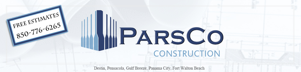 Pensacola General Contractor and Pensacola Home Builder