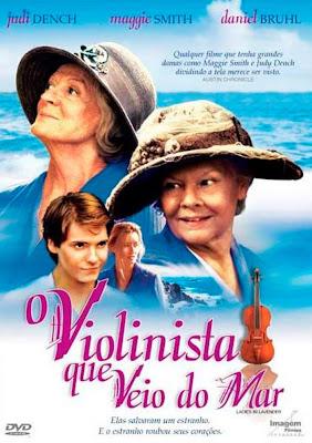 O Violinista Que Veio do Mar Dublado