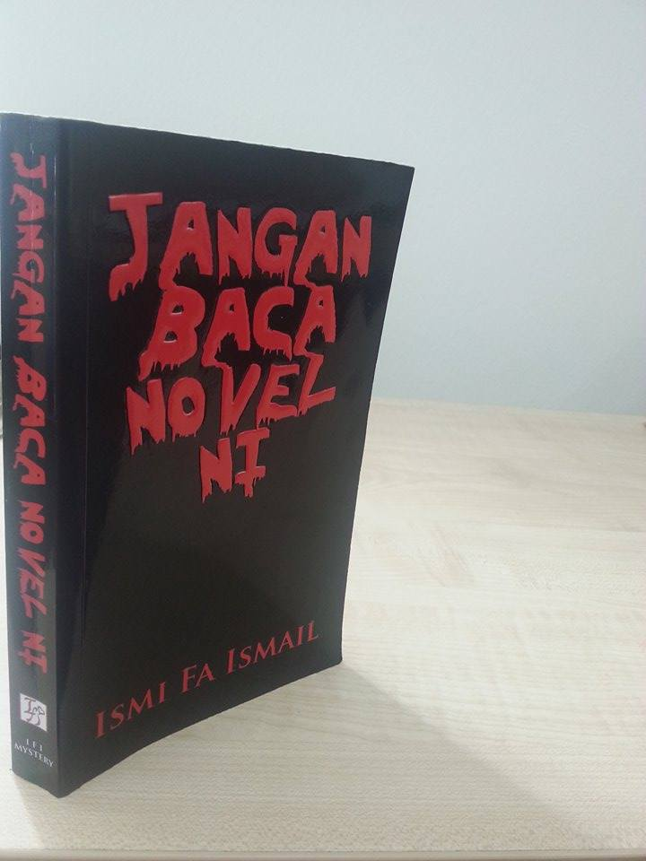 JANGAN BACA NOVEL NI