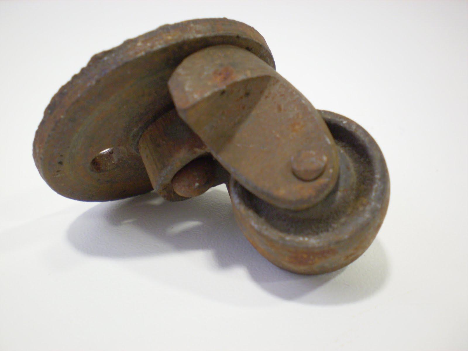 vintager a ruedas industriales vintage para decoraci n
