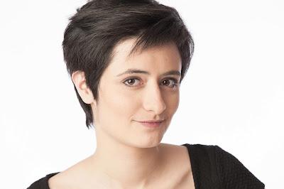Emmanuelle Bertrand, photographiée par Steven Morlier, coiffée et maquillée par Eddy, coiffeur au Studio 54.