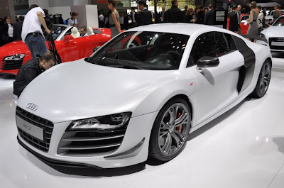 AUTO DEPORTIVO AUDI R8 GT 2012 CARRO VERSION COUPE