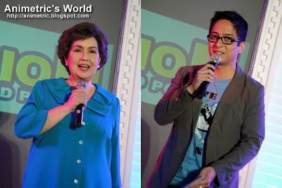 Susan Roces and Ryan Agoncillo