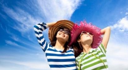 كيف تحمين بشرتك من حروق الصيف  - اشعة الشمس - السماء