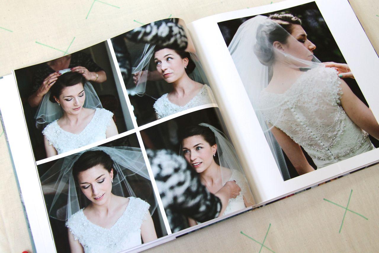 wedding book by blurb