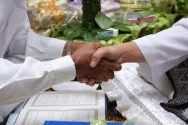 akad nikah perkahwinan