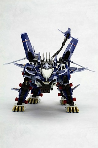 Zoids Jager