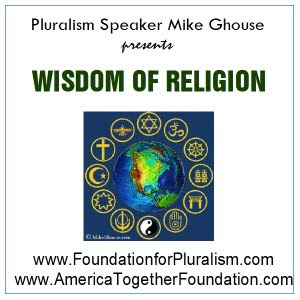 Talk on Wisdom of Religion