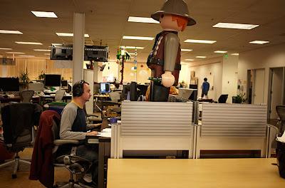 Fotos do escritório do Facebook 3