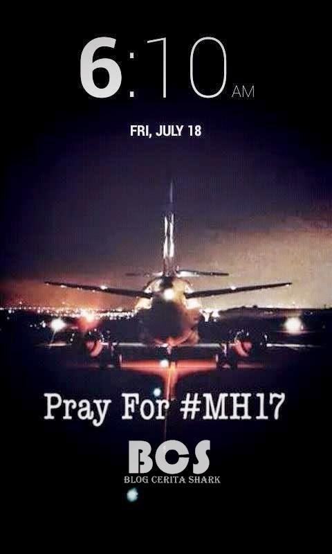 pray for mh17