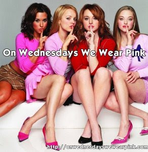 On Wednesdays We Wear Pink.. do you?