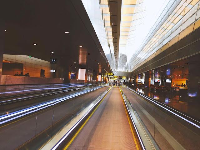Doha Qatar airport