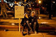 Come on, Occupy the world!