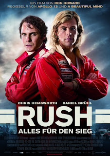 Rush International movie poster
