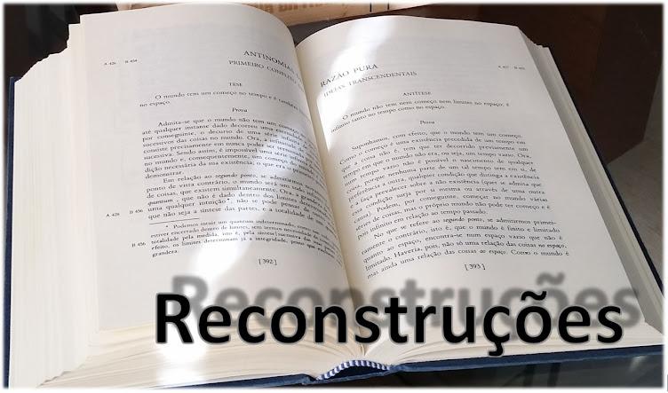 Reconstruções